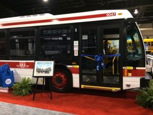 Toronto köper 55 Nova LFS från Volvo Bussars nordamerikanska dotterbolag Nova Bus.