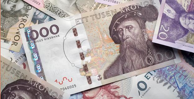 Bild: Sveriges Riksbank.