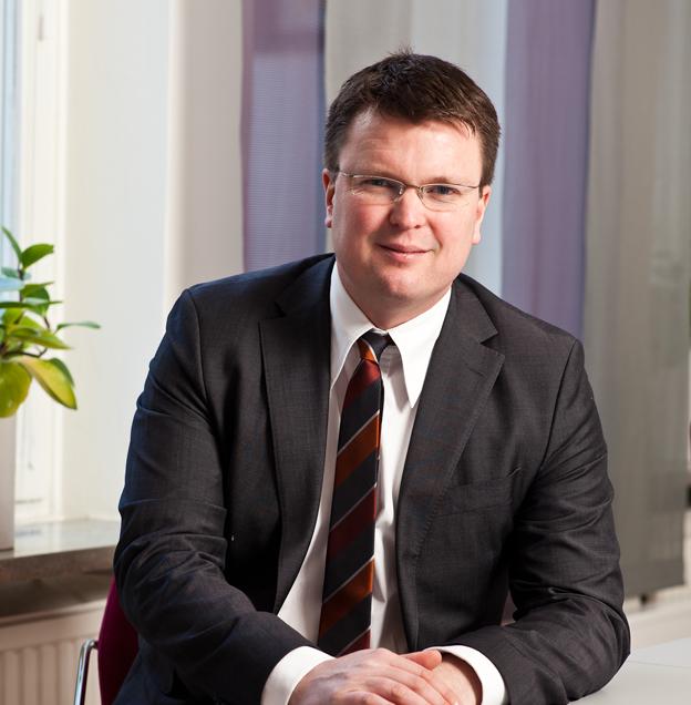Stefan Sedin, ny ordförande för Partnersamverkan som byter ut fördubblingen mot förbättring i sitt namn. Foto: Svensk Kollektivtrafik.