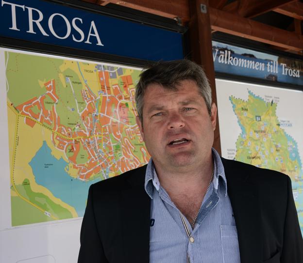 Pär Åkerberg, Åkerbergs Trafik: Samarbete med många parter är nyckeln till framgång. Foto: Ulo Maasing.