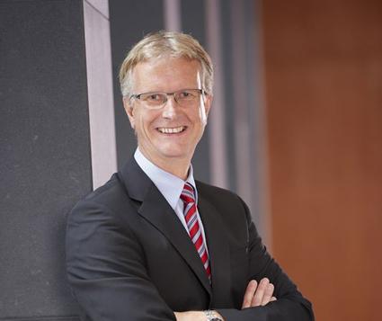 Gunnar Schön, vd för Veolia Transport Sverige. Foto: Veolia Transport.