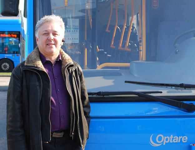 Siamak Notashradoch hans företag AMB Transport kämpar vidare med sin satsning på kommersiell trafik.