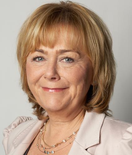 Justitieminister Beatrice Ask (M): Tullen bör få väga fordon i kmp mot smugglingen. Foto: Regeringskansliet.