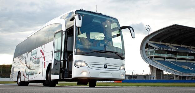 En ökad andel kompletta bussar har förbättrat rörelseresultatet för Dainler Buses. Foto: Daimler.