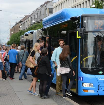 Branschen velar och byter fördubbling mot förbättring, skriver två trafikkonsulter. Foto: Ulo Maasing.