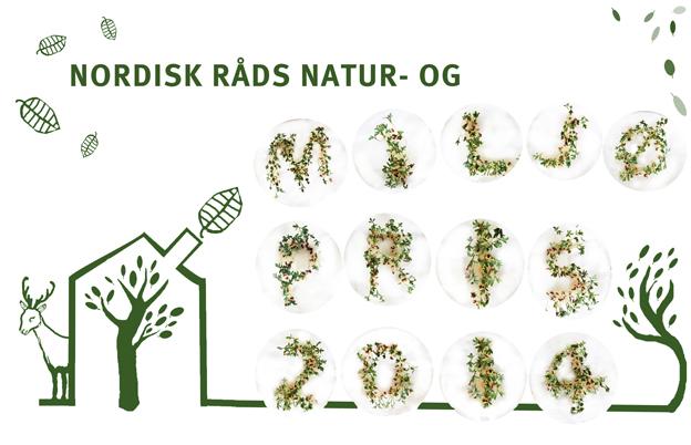 Hallstahammars kommun har nominerats till Nordiska rådets miljöpris för sin satsning på Brukslinjen. Illustration: Nordiska Rådet.
