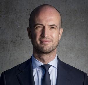 Nikolaj Wendelboe är ny vd för Arriva Danmark. Foto:Lars E/Arriva Danmark