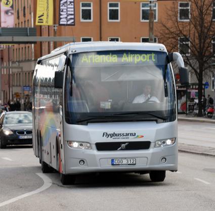 Veolias resultat räddas av koncernbidrag från Flygbussarna och Styrsöbolaget. Foto: Ulo MAasing.