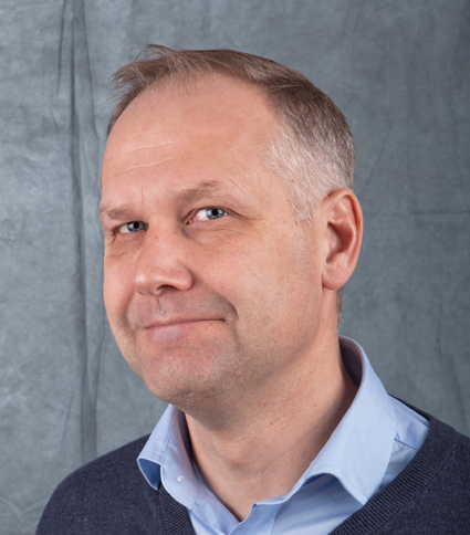 Jonas Sjöstedt(V) Vill att Veolia bojkottas vid upphandlingar av kollektivtrafik. Foto: Kalle Larsson.