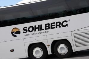 Sohlberg Buss satsar på innebandy. Foto: Ulo Maasing.