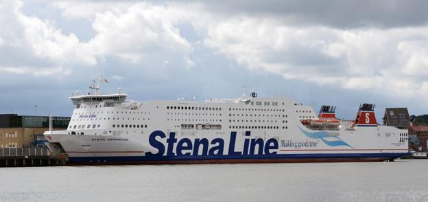 Stena Line permanentar nu Bordershop på alla sina linjer. Foto: Ulo MAasing.