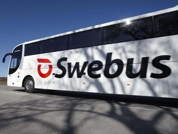 Swebus ökar på Dalarna. Foto: Swebus.