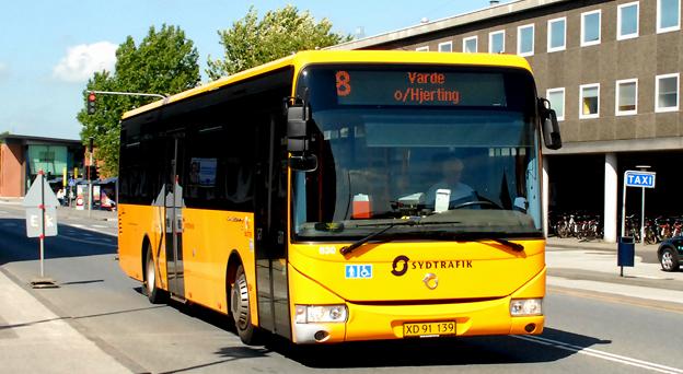Danska Sydtrafik har infört en ny modell för biljettkontroller som har gjort att biljettförsäljningen har ökat kraftigt. Foto: spoorjan/Wikimedia Commons.