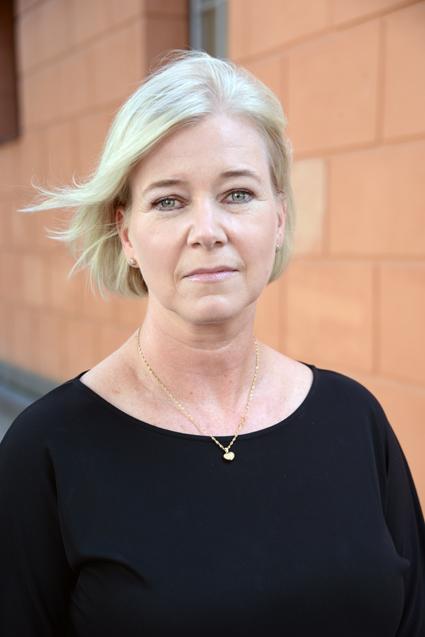 Ulrika Egervall, förhandlingschef, Sveriges Bussföretag: Vi har en annan bild. Foto: Ulo Maasing.