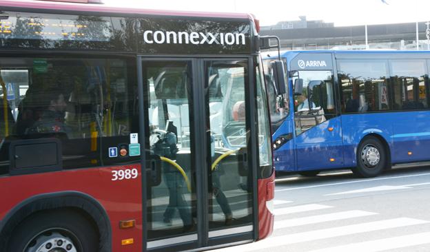 I delar av Amsterdam arbetar man med funktionsupphandlingar av busstrafik, skriver Jon H Stordrange. Foto: Ulo MAasing.