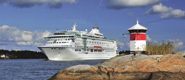 Birka Cruises rapporterar en rekordsommar. Foto: Birka Cruises.
