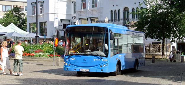 Politikerna i Västra Götalandsregionen  ha en digital dialog om kollektivtrafiken. Foto: Ulo Maasing.
