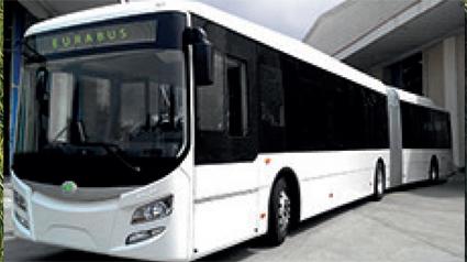 Nu lanserar även tyska Eurabus en batteridriven ledbuss.
