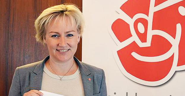 Helene Hellmark Knutsson (S): Vi stoppar spårvägsutbyggnaden i Stockholms innerstad.