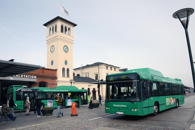 Skånetrafiken slog i sommar rekord för kortet Jojo Sommar. Foto: Ulo Maasing.