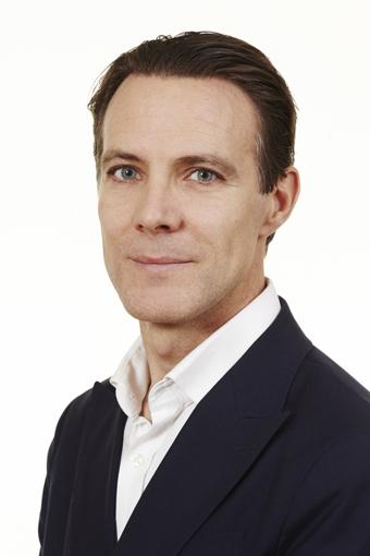 Jonas Berglund, ansvarig för B2B-försäljning hos Swebus. Foto: Swebus.