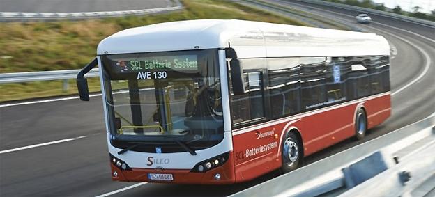Den turkiska busstillverkaren Bozankaya premiärvisar sin elbuss på årets IAA-mässa i Hannover. Foto: Bozankaya.