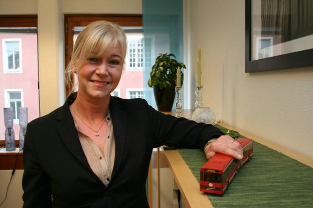 Ulrika Egervall, förhandlingschef vid Sveriges Bussföretag: Syndikalisterna har visat en anmärkningsvärd nonchalans eller till och med okunskap. Foto: Dag Gustavsson.