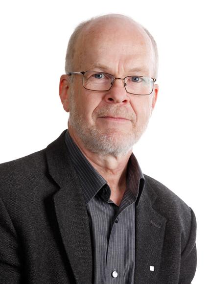Transportstyrelsens generaldirektör Staffan Widlert: Risken för misstag minskar med självkörande fordon.