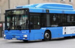 Borås Lokaltrafik: Så länge det finns liv finns det hopp. Bild: Borås Lokaltrafik.