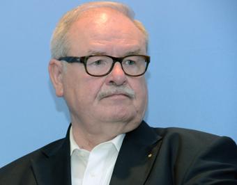 Günter Elste är styrelseordförande i Hamburger Hochbahn. Foto: Ulo Maasing.