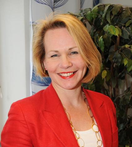 Anna Grönlund, branschchef, Sveriges Bussföretag. Foto: Ulo Maasing.