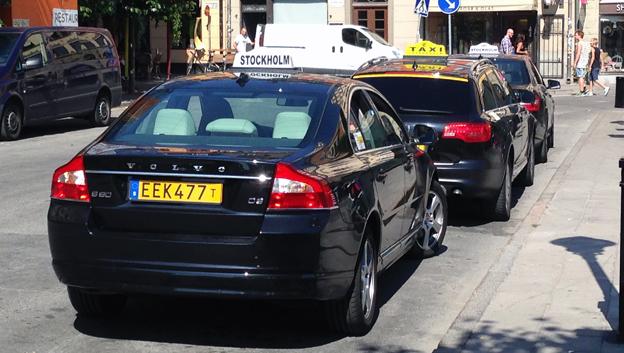 Nu ska taxiförare hitta till passagerarnas resmål. Åtminstone med hjälp av karta och GPS. Foto: Ulo Maasing.