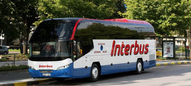 Strömma Buss säljer beställningsverksamheten i Göteborg. Foto: Strömma.