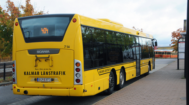Snart blir det dyrare att ta bussen i Kalmar län. Foto: Ulo Maasing.