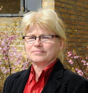 Karin Svensson Smith(MP) tar över i riksdagens trafikutskott. Foto: Ulo Maasing.