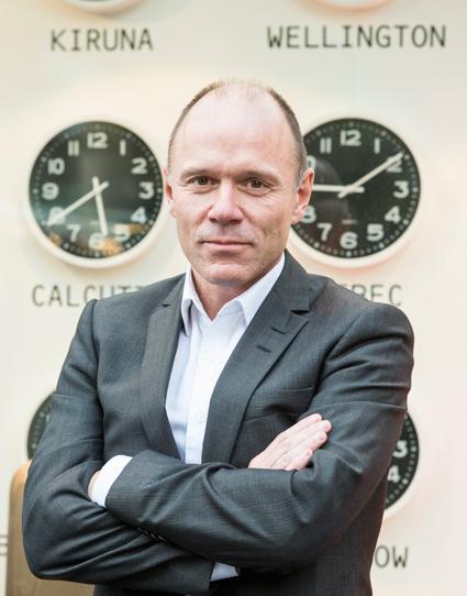 Jan Lundin lämnar RTS.