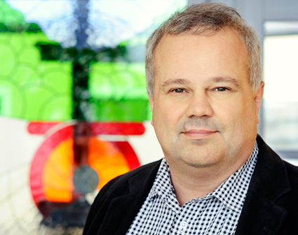 Östgötatrafikens vd Paul Håkansson: Ni kan inte göra hur som helst och tro att vi kan köra buss. Foto: Östgötatrafiken.
