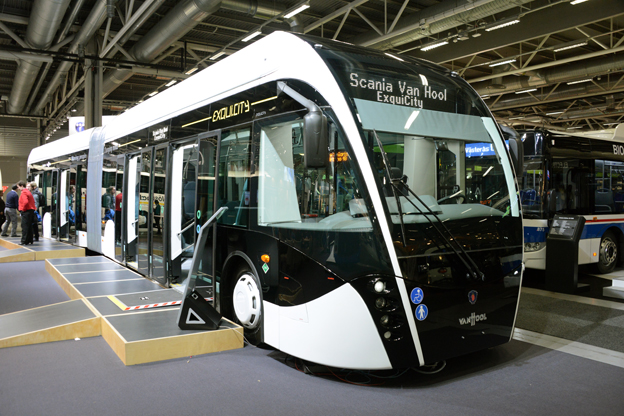 BRT är hett och blir allt hetare. Klimatkopplingen är tydlig och BRT lanseras som en lösning för en rad svenska städer. Foto: Ulo Maasing.