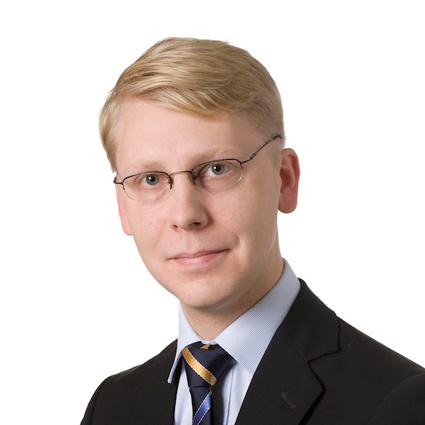 Kristoffer Tamsons(M) tar över som trafiklandstingsråd i Stockholms län och ordförande för trafikförvaltningen (dvs SL). Foto: Moderaterna.