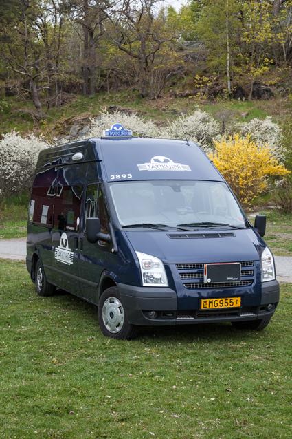 TaxiKurir i Uppsala får en stor del av Serviceresorna i Sörmland. Foto: Sven Ängermark.