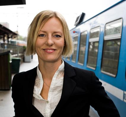 Erika Ullberg.