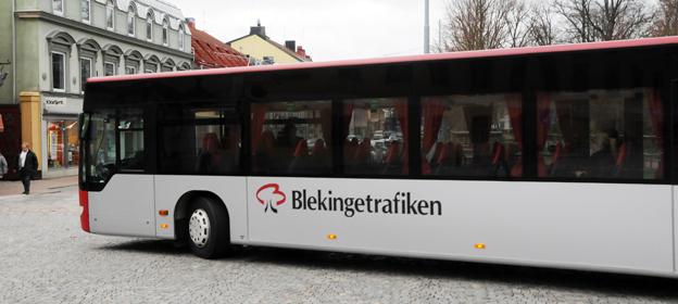 När Blekingetrafiken satsade på hög turtäthet på populäraste linjen startade man samtidigt en positiv utvecklingsspiral. Foto: Ulo Maasing.