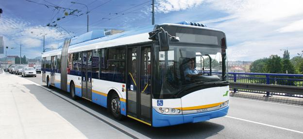Solaris och Skoda Electric säljer trådbussar till Budapest –både 12-metersbussar och ledbussar. Foto: Solaris.