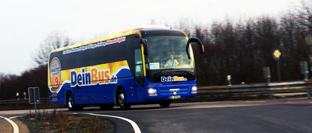 Uppförsbacken blev för svår för en av de verkliga pionjärerna i tysk expressbusstrafik. Foto: DenBus.de.
