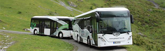 Den tyska busstillverkaren Göppel, känd bland annat för sina bussläp, har gått i konkurs.