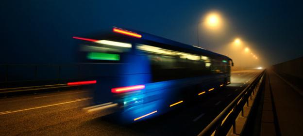 Grön Express ska bli grönare. Foto: Västtrafik.