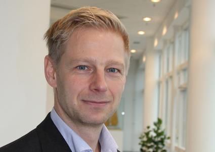 Patrik Pettersson är projektchef för konceptbussar vid Volvo Bussar.