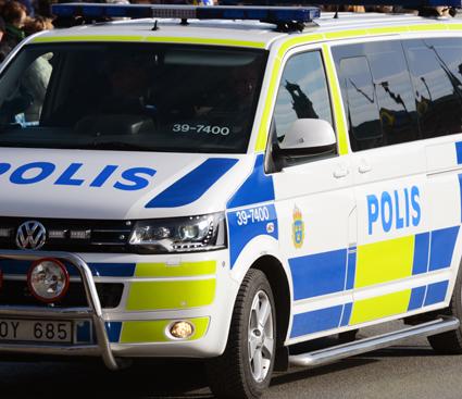 Polisen utreder de kränkande och rasistiska meddelande som vid flera tillfällen har gått ut till bussförare i Storstockholm. Foto: Ulo Maasing.