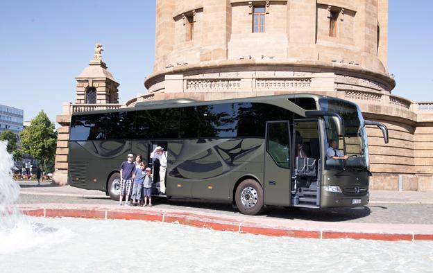 …och idag. Foto: Daimler Buses.