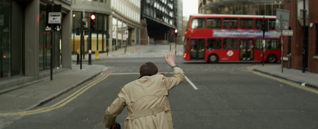 London är en av de städer som märks i Västtrafiks nya kampanj. Bild: Västtrafik.